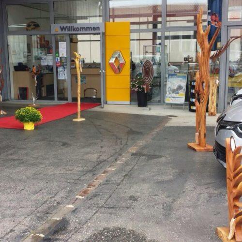 Ausstellung Garage Hediger 2014