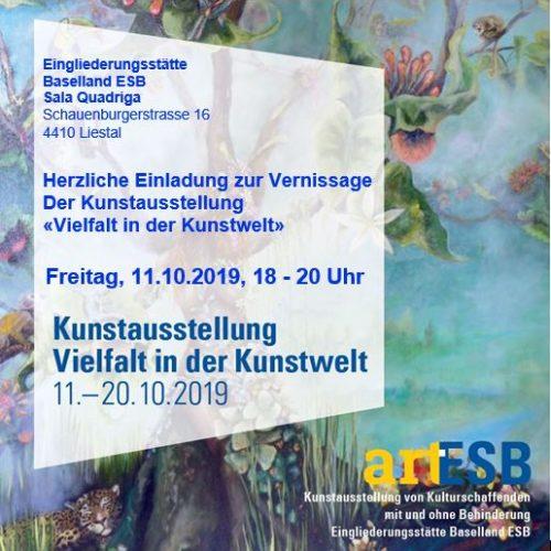 Ausstellung Oktober 2019