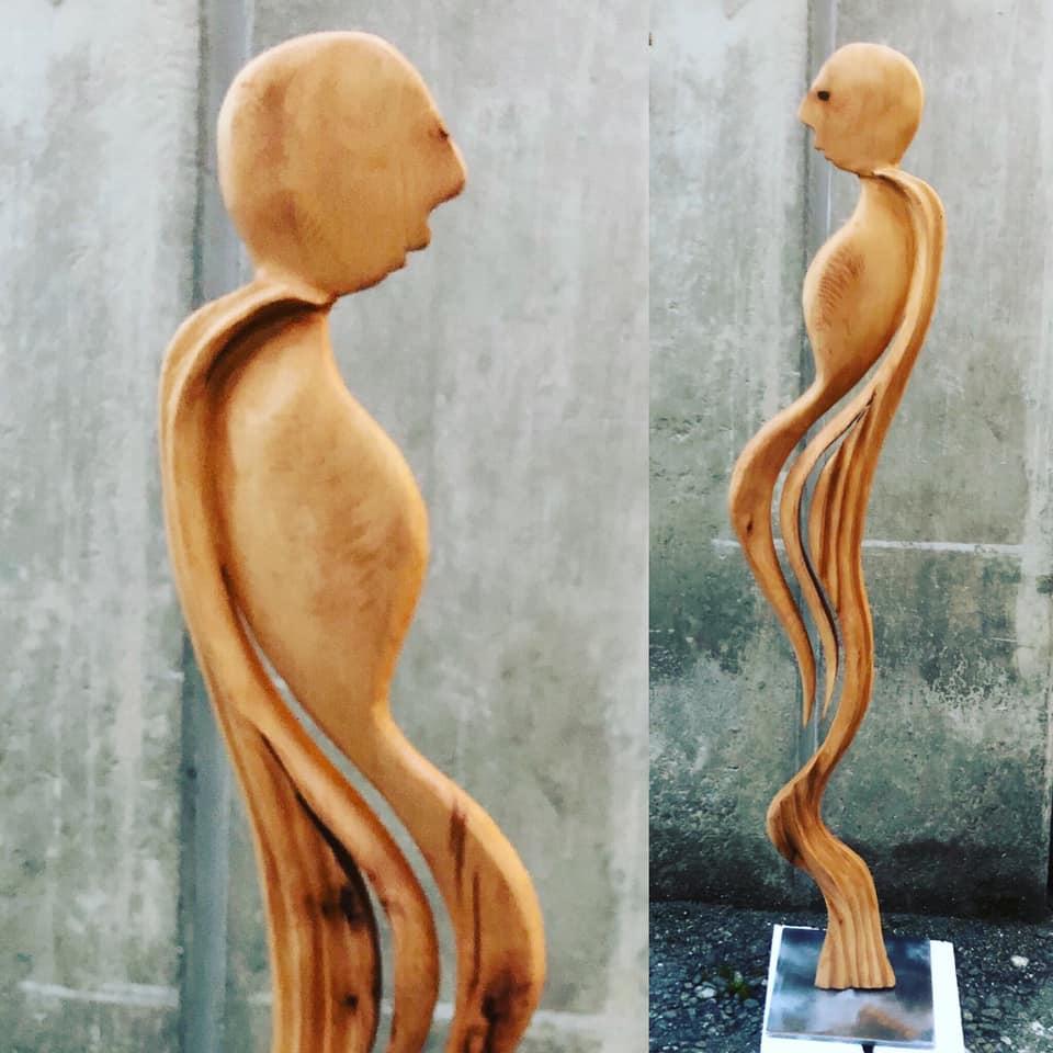 Skulptur: Menschen im Fokus 4