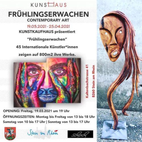 Ausstellung Stein am Rhein 2021